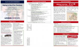 fall 2019 lifelong learning brochure image